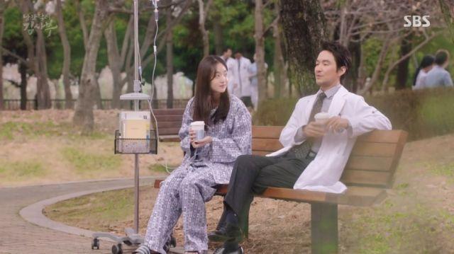 Hyeon-joo and Yong-joo