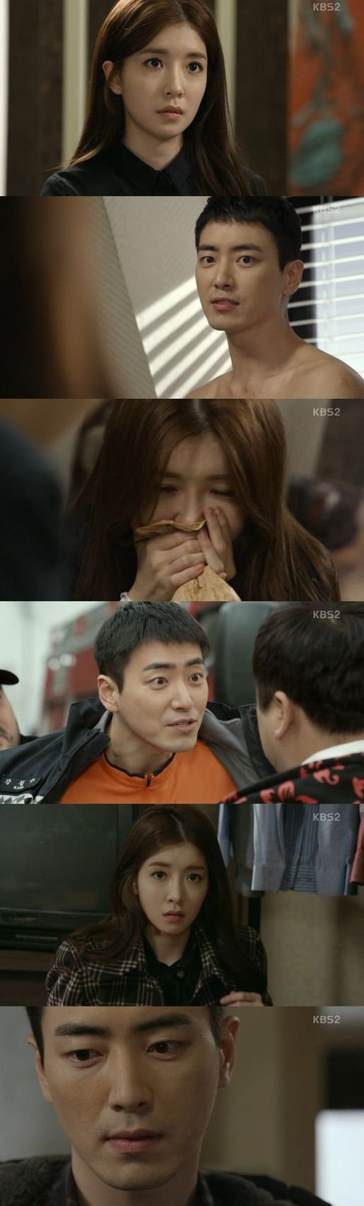 [Spoiler] Added final episode 4 captures for the Korean