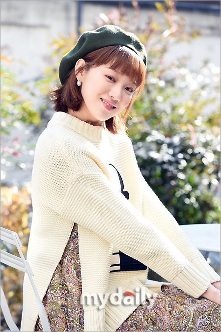 Interview] Part 2 - Lee Sung-kyung,