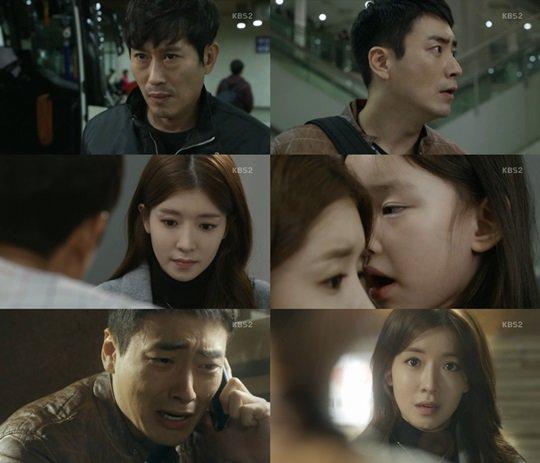 [Spoiler] Naked Fireman Jung In-sun finds Lee Joon-hyuk