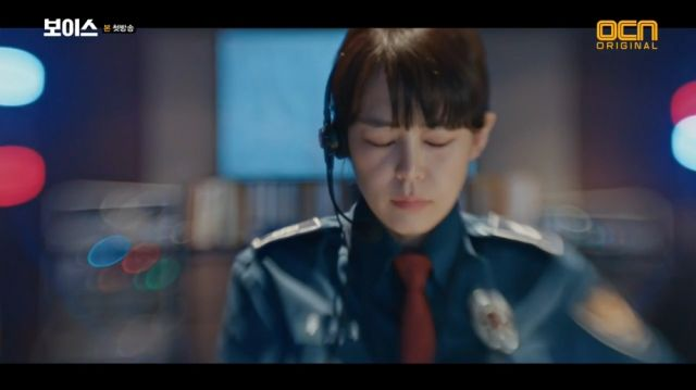 Kwon-joo using her ability