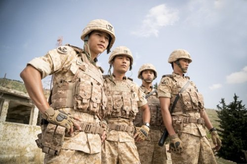 /></a></p> <p>The 'military look' is everywhere in dramas, movies and TV shows. In the movie <a href=