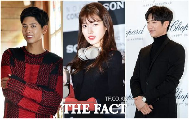 The Year of the Rooster' babies Jo In-sung and Park Bo-gum