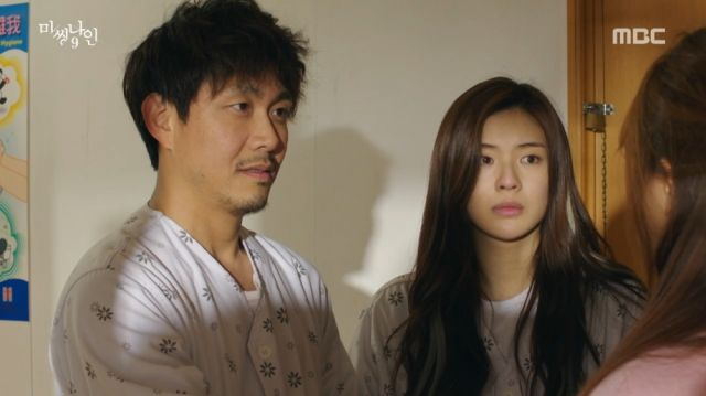 Gi-joon and Ji-ah are the latest survivors