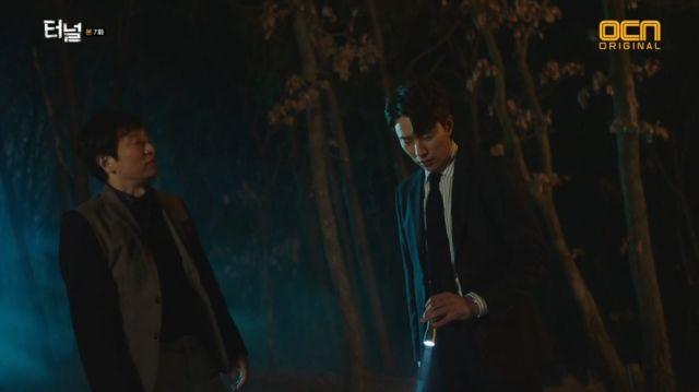 Seon-jae calls Jin-woo for help