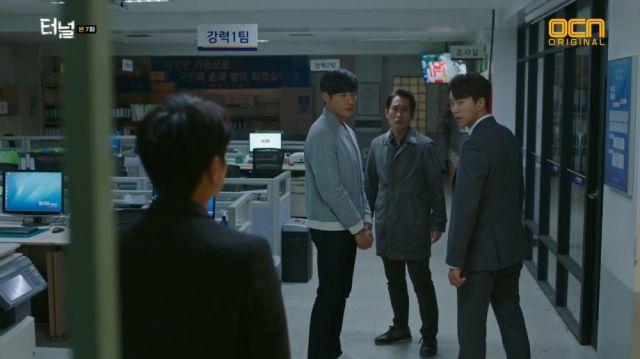 Seon-jae's father reunites with Gwang-ho