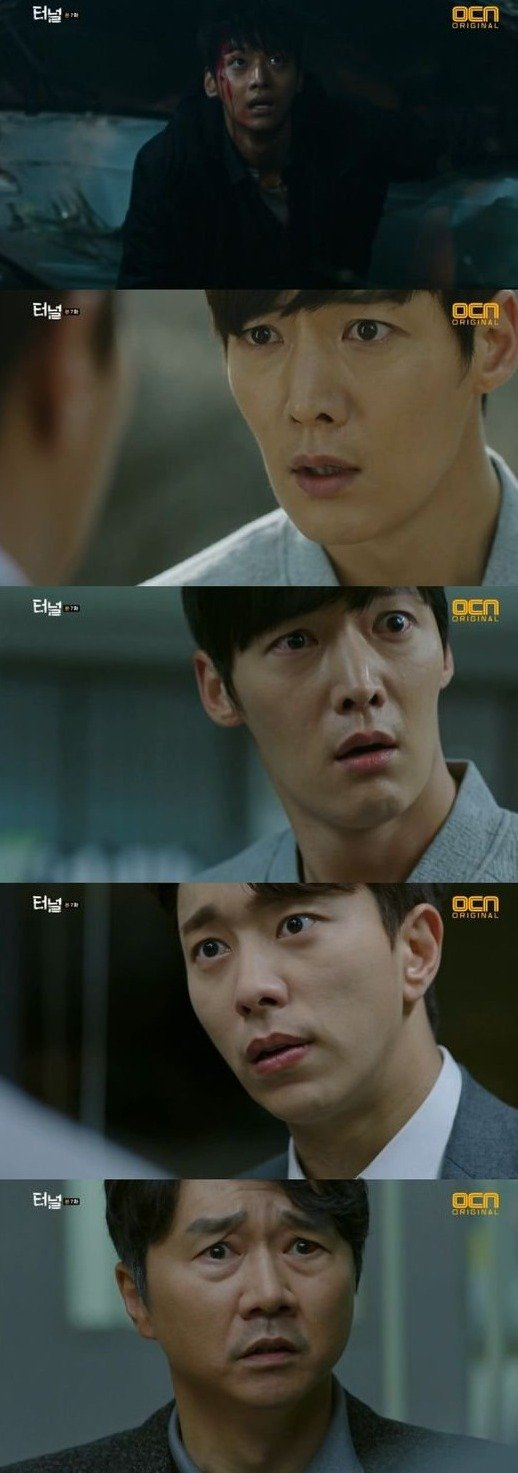 [Spoiler] Added episodes 7 and 8 captures for the Korean drama 'Tunnel - Drama'
