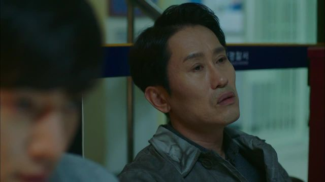 [Video] Added Korean drama 'Tunnel - Drama' episode 8