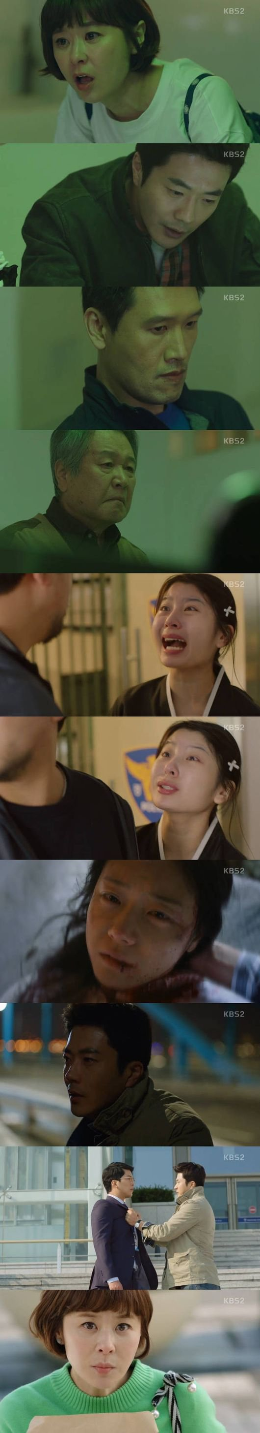 "[Spoiler] ""Mystery Queen"" Choi Kang-hee and Kwon Sang-woo catch the culprit father and son"