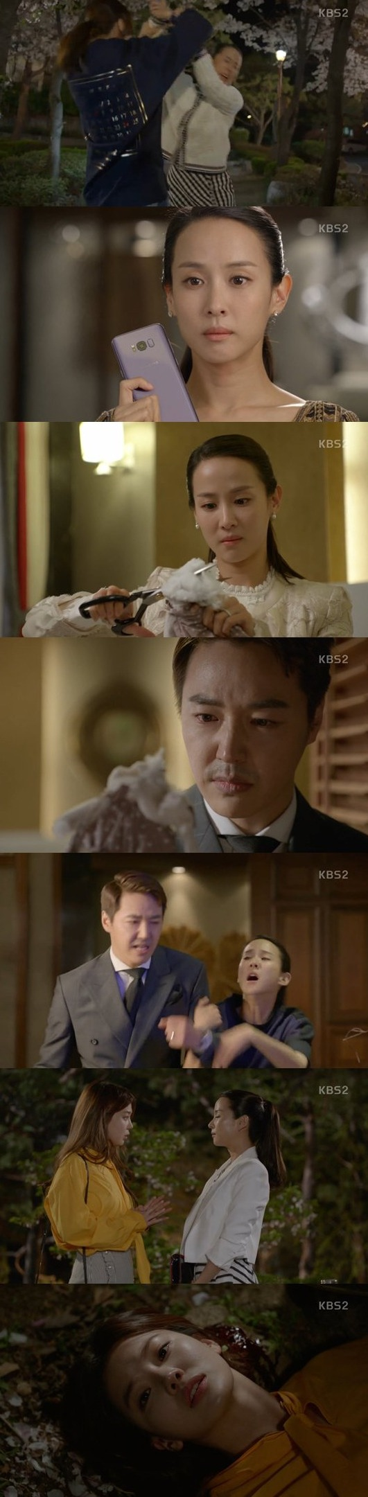 [Spoiler] Added final episode 16 captures for the Korean drama 'The Perfect Wife'