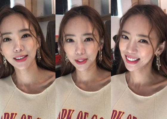 Lee Tae-im, NO plastic surgery, healthy but will put on some weight