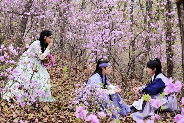 """The King Loves"" Si Wan, Yoona and Hong Jong-hyeon"