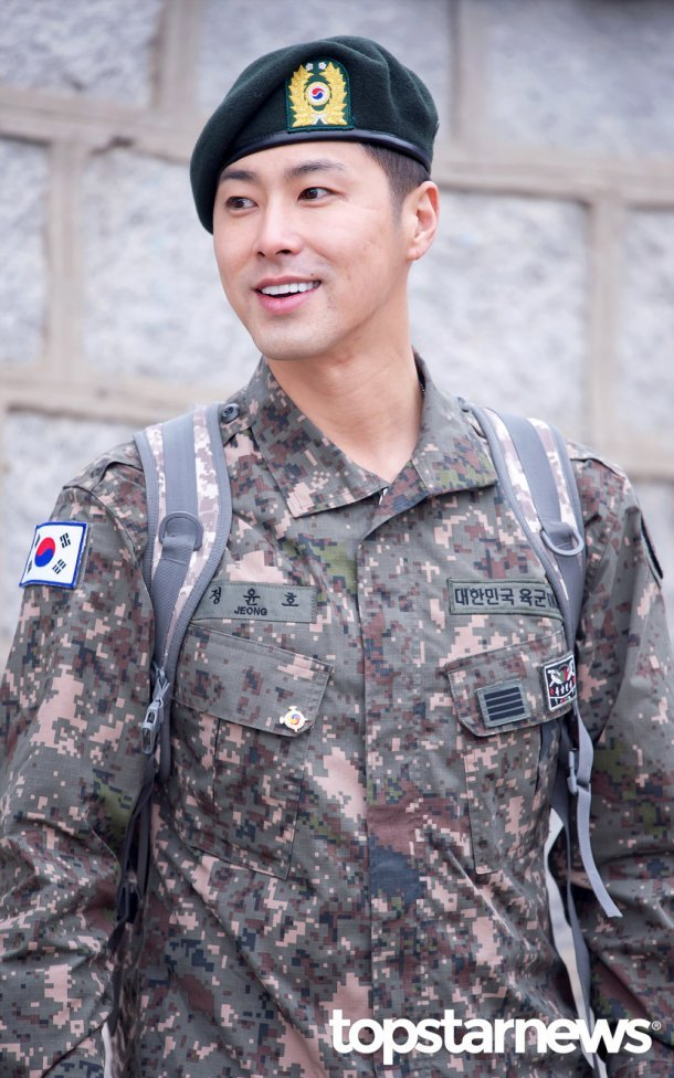 Yunho Completes Military Service