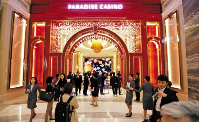 Huge New Casino Complex Opens in Incheon