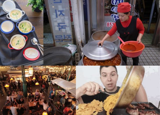 [HanCinema's Digest] Food Lovers' Lane