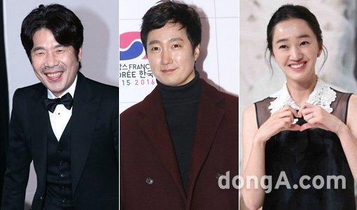 Oh Dal-soo, Park Hae-il and Soo-ae, Best Scenario Award