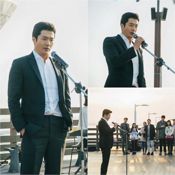 """""""Mystery Queen"""" Kwon Sang-woo goes from wild detective to busking singer?"""