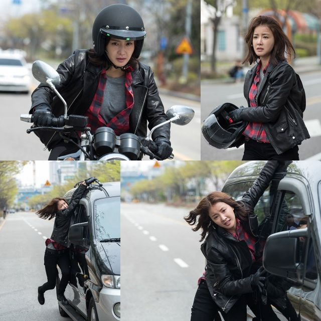 "[Photos] ""Bleak Night – Drama"" Lee Si-young's first take"