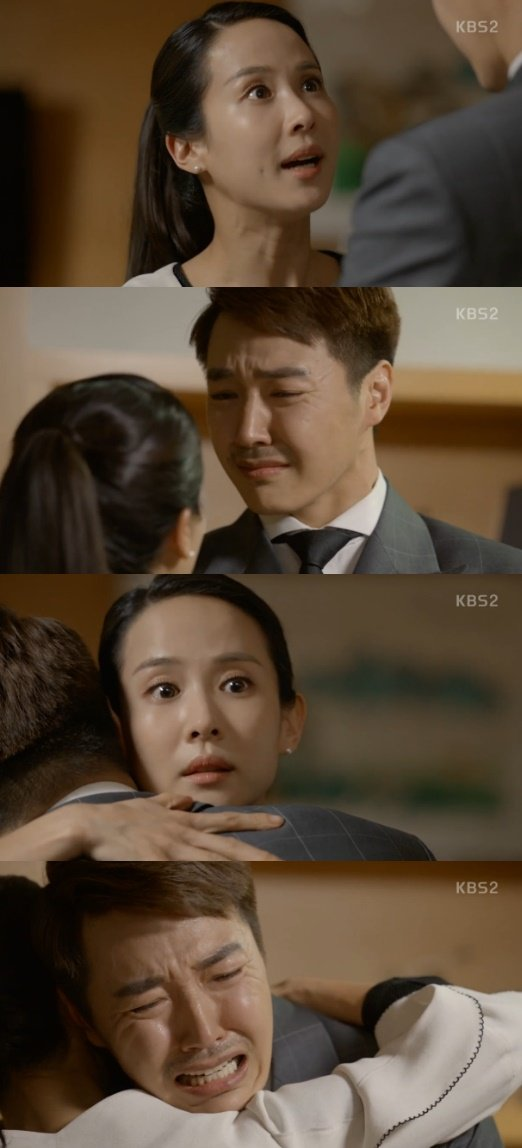 "[Spoiler] ""The Perfect Wife"" Yoon Sang-hyeon hides truth about Jo Yeo-jung murdering Lim Se-mi"