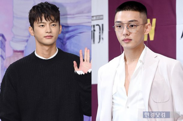 Seo In-guk and Yoo Ah-in sick during recruit season, why?