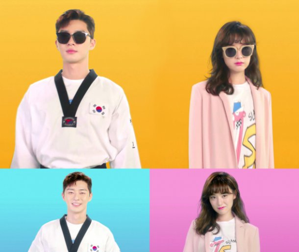 "[Video] ""Ssam, My Way"" Park Seo-joon and Kim Ji-won-I 'Ssam-mantic'"