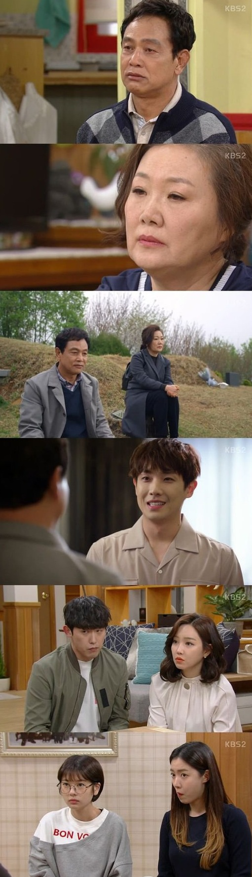 [Spoiler] Added episodes 15 and 16 captures for the Korean drama 'Father is Strange'