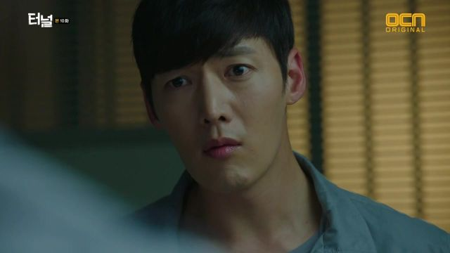 [Video] Added Korean drama 'Tunnel - Drama' episode 10