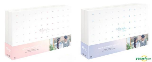 [Upcoming DVD and Blu-ray Release] Korean drama