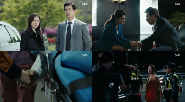 "[HanCinema's Drama Review] ""Whisper"" Episode 10"
