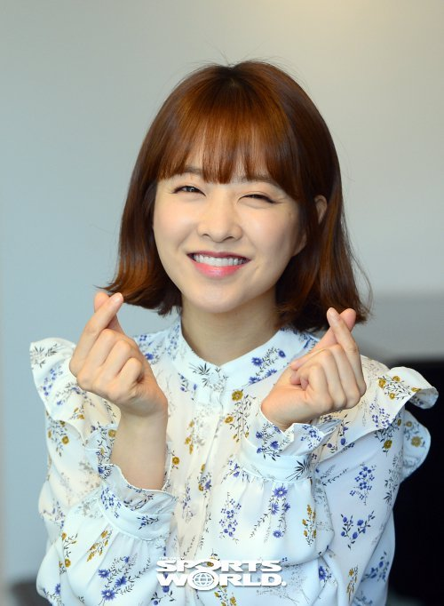 [Interview] Park Bo-young,