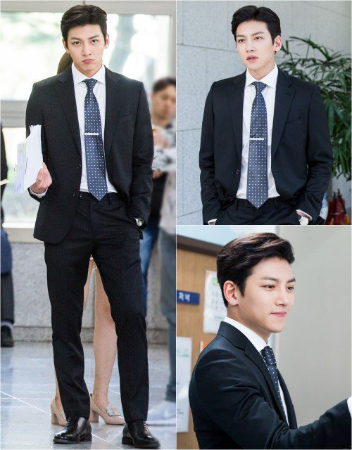 """Suspicious Partner"" Ji Chang-wook becomes sexy from head to toe"