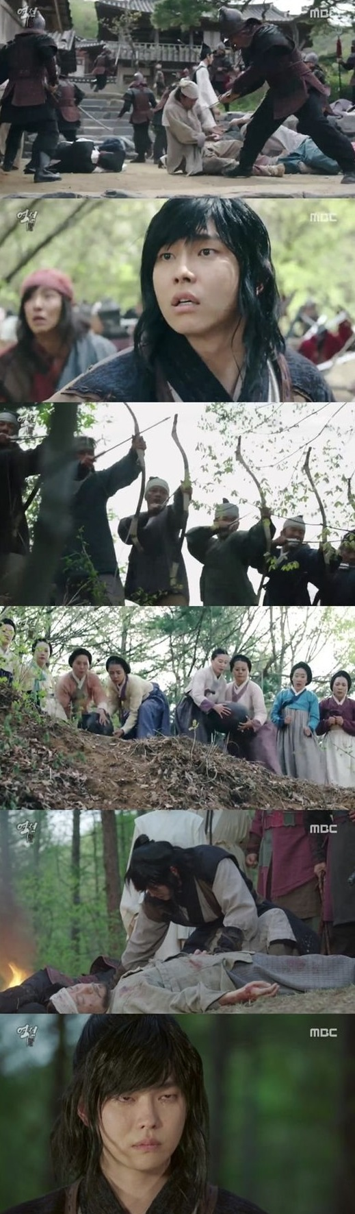 [Spoiler] Added episode 26 captures for the Korean drama 'Rebel: Thief Who Stole the People'
