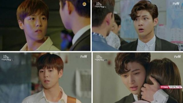 [Spoiler] Added episode 12 captures for the Korean drama 'The Liar and His Lover'