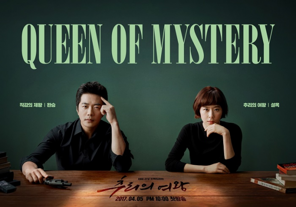 """Mystery Queen"" drops but comes in first place"