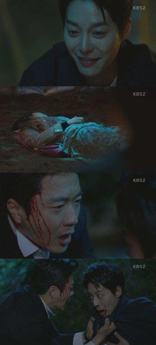 """[Spoiler] """"Mystery Queen"""" Killer Han Kee-woong's hidden cruelty"""
