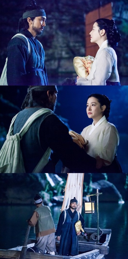 [Spoiler] Added episode 26 captures for the Korean drama 'Saimdang: Light's Diary'