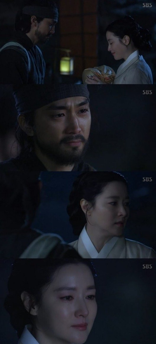 [Spoiler] Added episode 27 captures for the Korean drama 'Saimdang: Light's Diary'