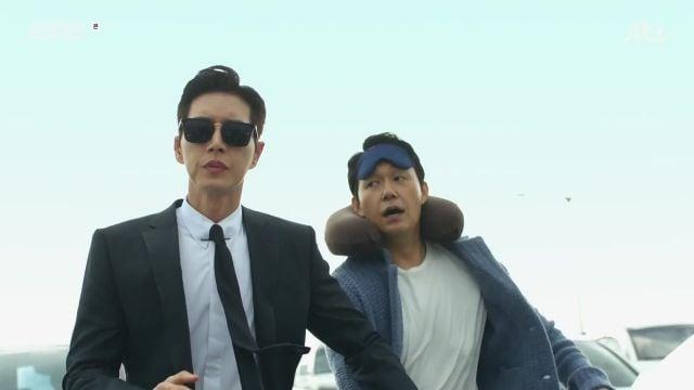"""[HanCinema's Drama Review] """"Man to Man"""" Episode 2"""