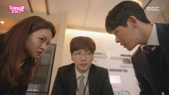 "[HanCinema's Drama Review] ""Radiant Office"" Episode 3"
