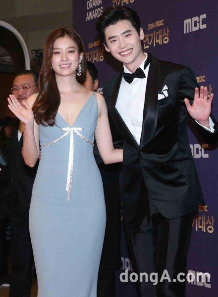 Lee Jong-suk and Han Hyo-joo Special Jury at Houston Film Festival