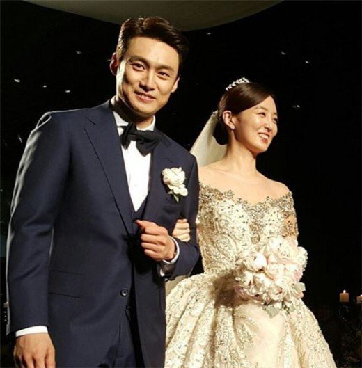 Oh Sang-jin and Kim So-young's perfect wedding
