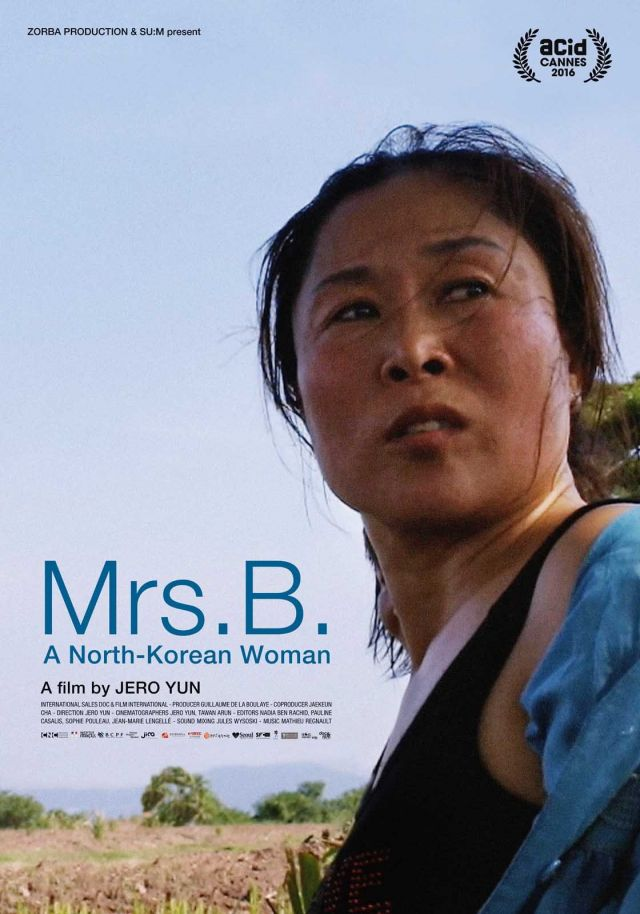 "[Video] Upcoming Korean-French documentary ""Mrs. B. A North upcoming Korean Woman"""