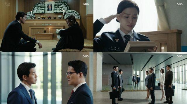 "[HanCinema's Drama Review] ""Whisper"" Episode 12"