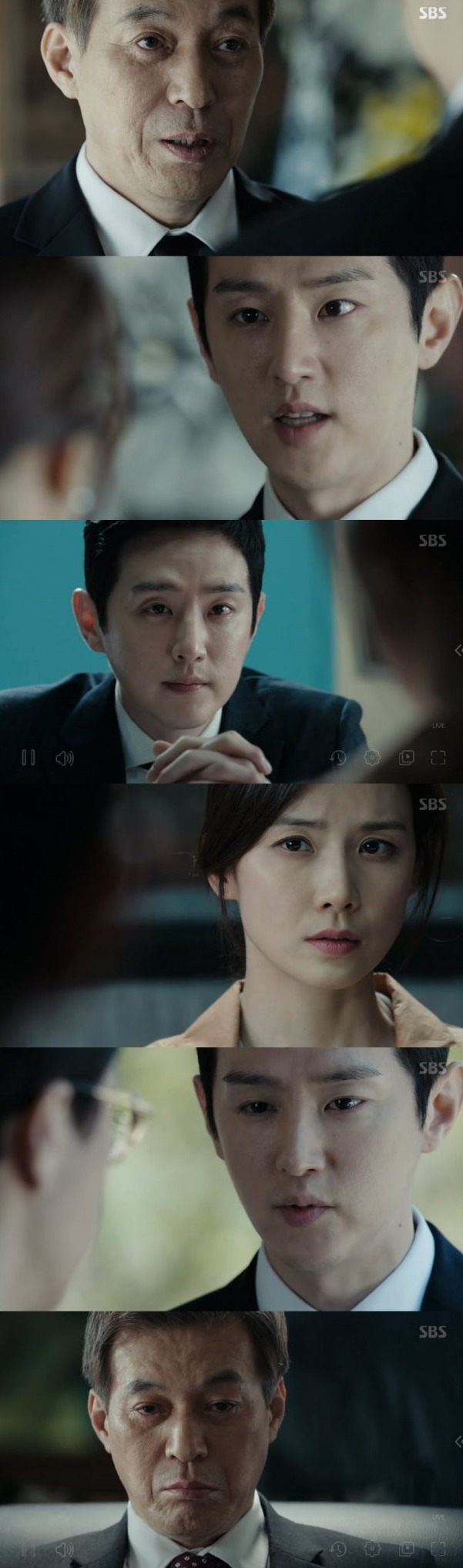 [Spoiler] Added episode 11 captures for the Korean drama 'Whisper'