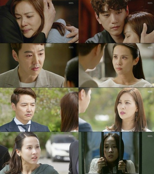 [Spoiler] Added episode 19 captures for the Korean drama 'The Perfect Wife'