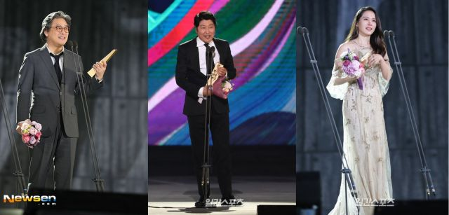 53rd Baeksang Arts Awards 2017 Winners in Movies