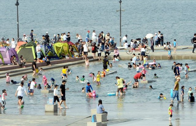 Hottest May Temperatures in 85 Years