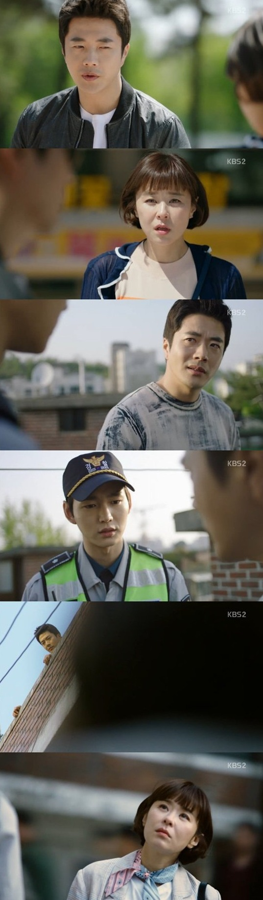 [Spoiler] Added episode 9 captures for the Korean drama 'Mystery Queen'