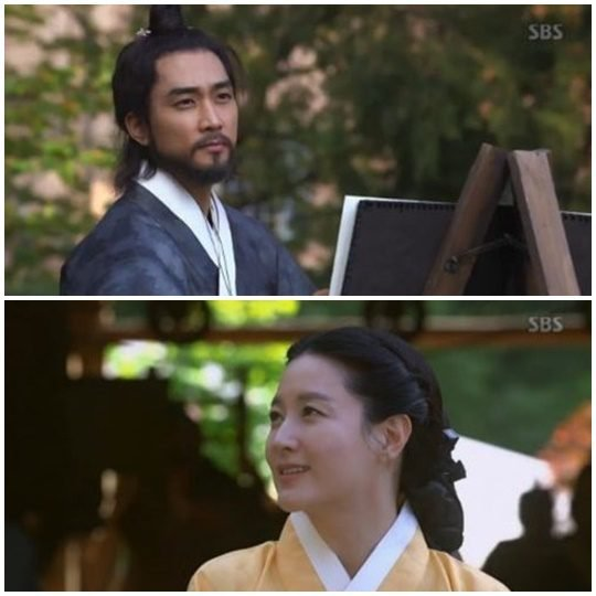 """""""Saimdang: Light's Diary"""" ends in 2nd place with 8.2%"""