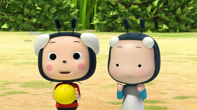 [Photos] Added new images for the Korean animated movie 'The Beetles'